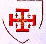 armes blason sainte croix de Jérusalem