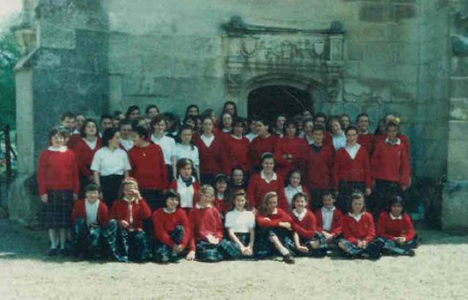 histoire maison française photo de classe
