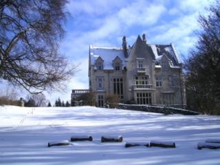 La Maison Française   L'hiver