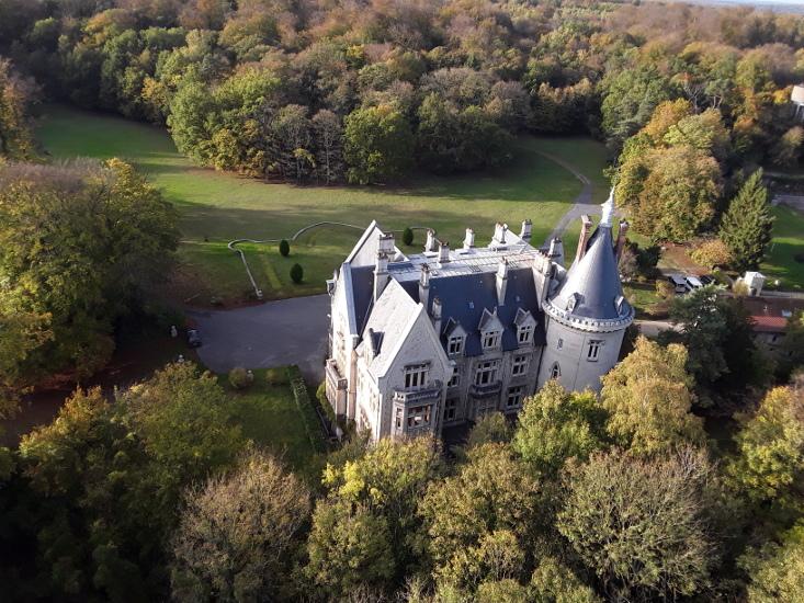 La Maison Française | Le château de la Chesnoye